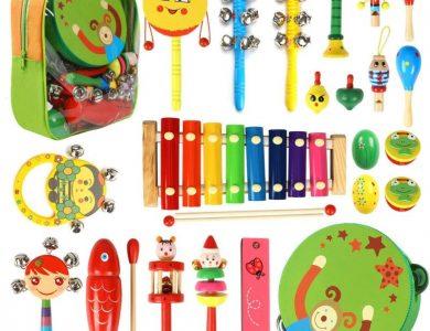 Instrumentos infantiles