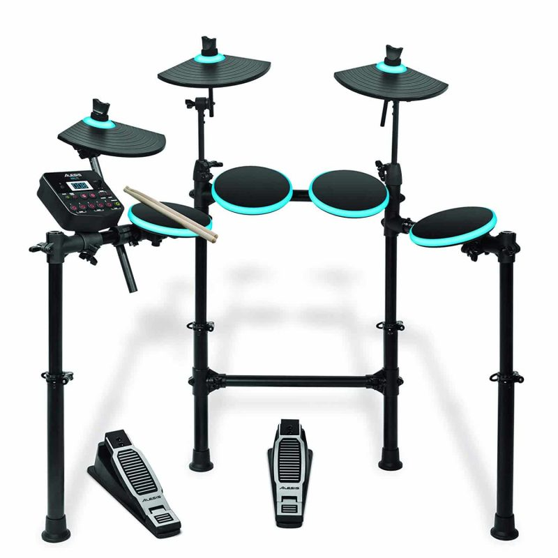 Bateria electrica, instrumentos electricos, amazon drum set