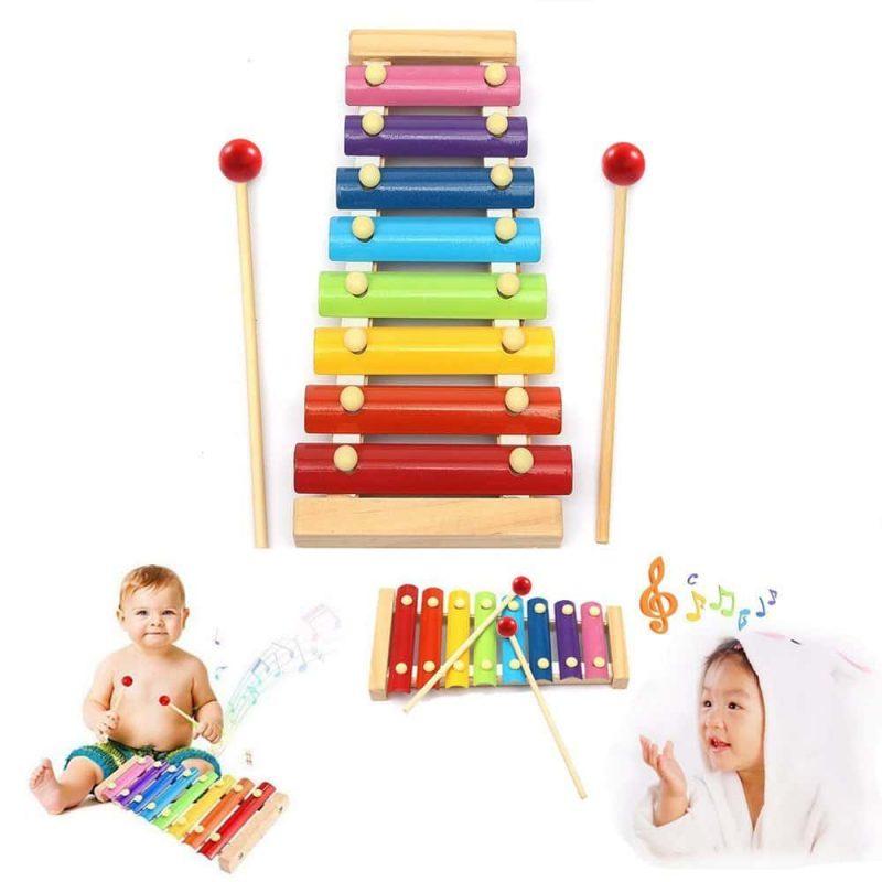 Instrumentos infantiles, xilofono para niños