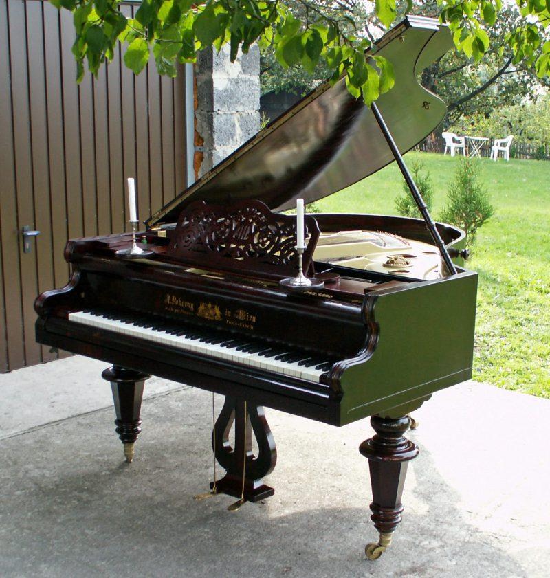 Piano, afinar piano