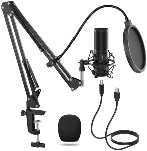 micrófono condesados