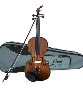 violín acústico